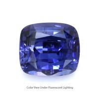 6.32ct Ceylon Cushion Color Change Sapphire - U8601