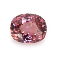 2.62ct Ceylon Cushion Pinkish Red / Reddish Pink Sapphire - U8608