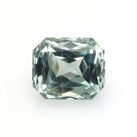 2.05ct Montana Radiant Greenish Yellow Sapphire - U8644