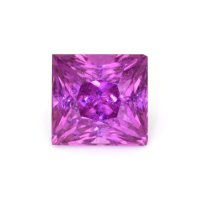 2.32ct Madagascar Princess Purplish Pink Sapphire - U9020