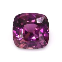 6.39ct Ceylon Cushion Purplish Pink Sapphire - U9243