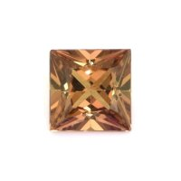 0.57ct Ceylon Princess Orangish Brown Sapphire - U9435