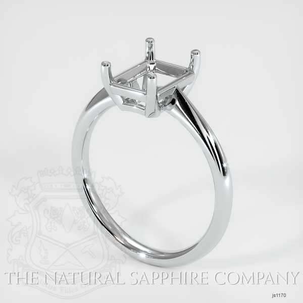 4 Prong Solitaire Ring Setting JS1170 Image