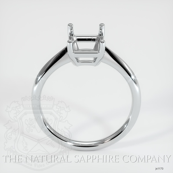 4 Prong Solitaire Ring Setting JS1170 Image 4