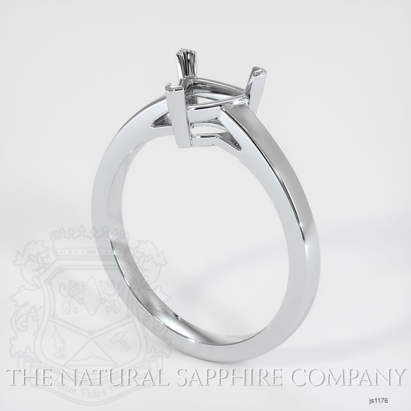 3 Prong Solitaire Ring Setting JS1176 Image