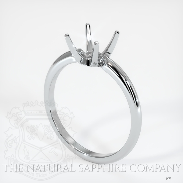 4 Prong Solitaire Ring Setting JS31 Image