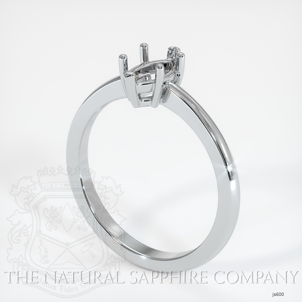 6 Prong Solitaire Setting JS600 Image