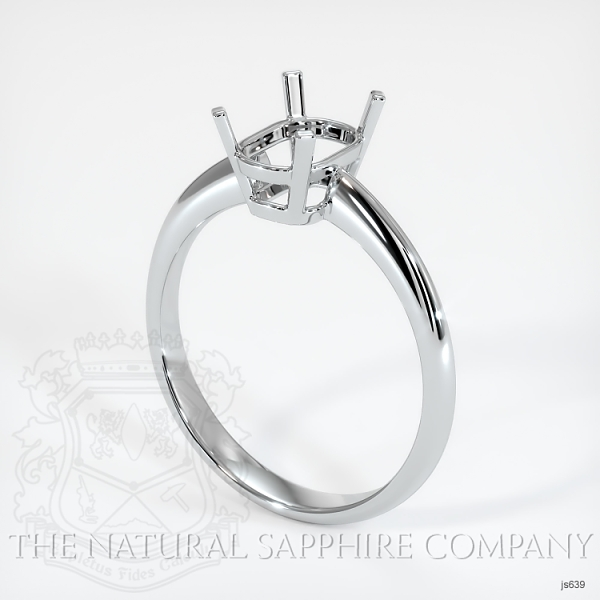 4 Prong Solitaire Ring Setting JS639 Image