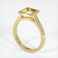 18K Yellow Gold Ring Setting - JS691Y18