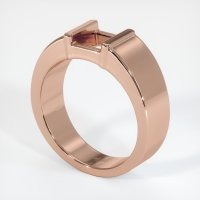 14K Rose Gold Ring Setting - JS785R14