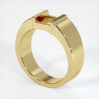 18K Yellow Gold Ring Setting - JS785Y18
