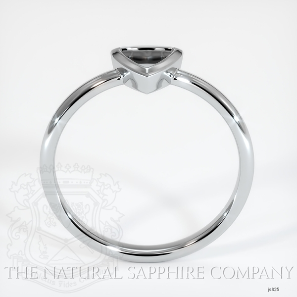 Bezel Set Solitaire Ring Setting JS825 Image 4