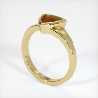 18K Yellow Gold Ring Setting - JS839Y18