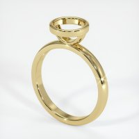18K Yellow Gold Ring Setting - JS856Y18