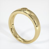 14K Yellow Gold Ring Setting - JS932Y14
