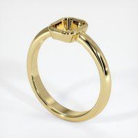 18K Yellow Gold Ring Setting - JS962Y18