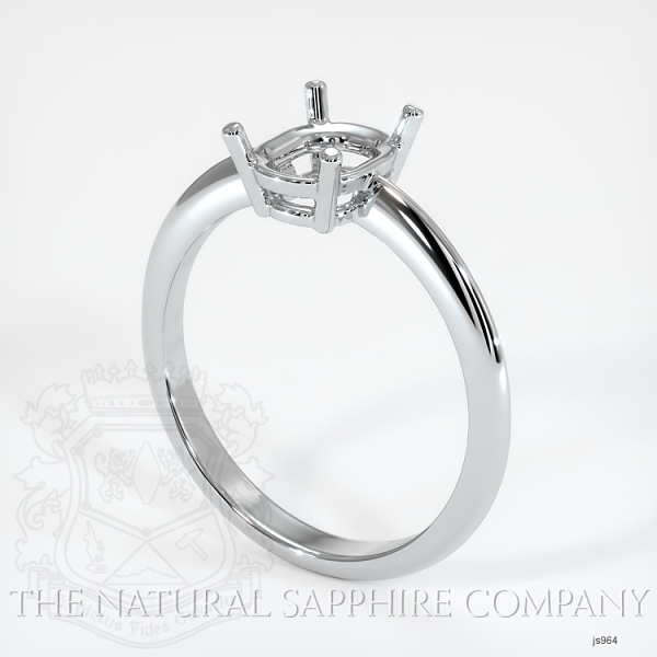 4 Prong Solitaire Ring Setting JS964 Image