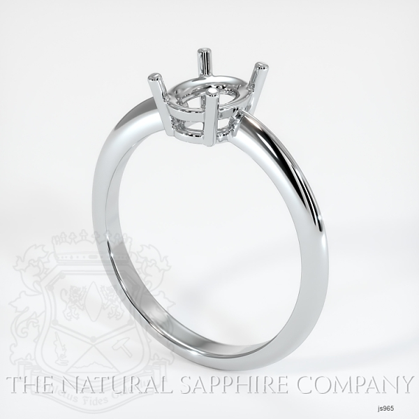 4 Prong Solitaire Ring Setting JS965 Image